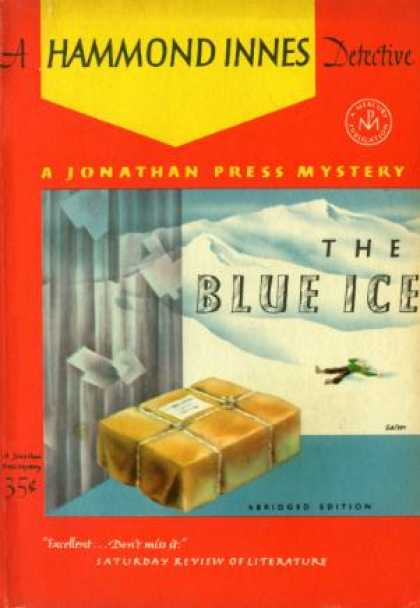 Digests - The Blue Ice - Hammond Innes