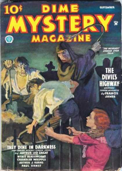 Dime Mystery 19