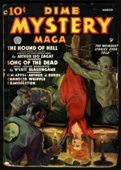 Dime Mystery 24
