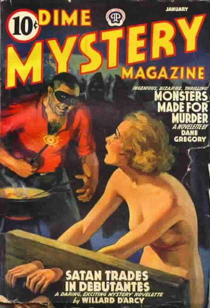 Dime Mystery 30