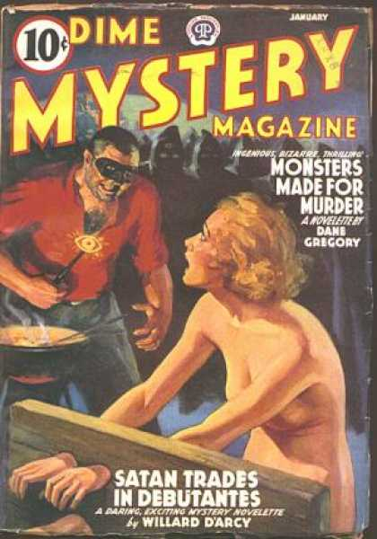 Dime Mystery 31
