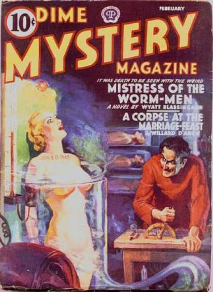 Dime Mystery 32