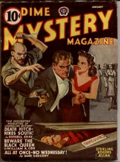 Dime Mystery 38
