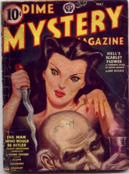 Dime Mystery 48