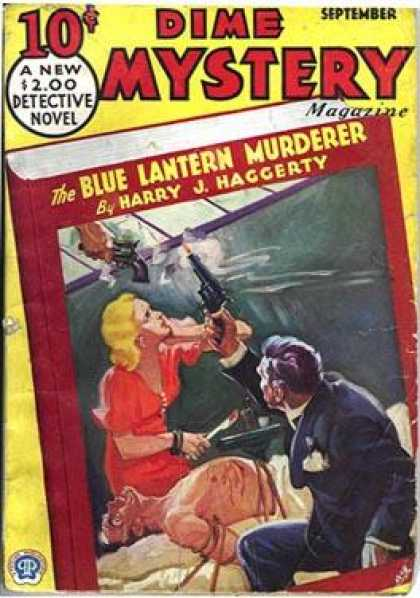 Dime Mystery 8