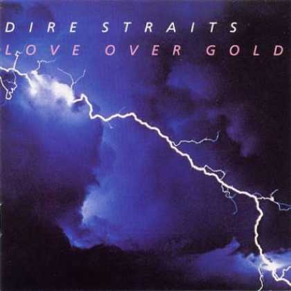 Dire Straits - Dire Straits - Love Over Gold