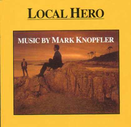 Dire Straits - Mark Knopfler - Local Hero
