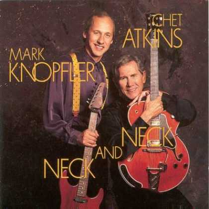 Dire Straits - Chet Atkins And Mark Knopfler Neck And Neck