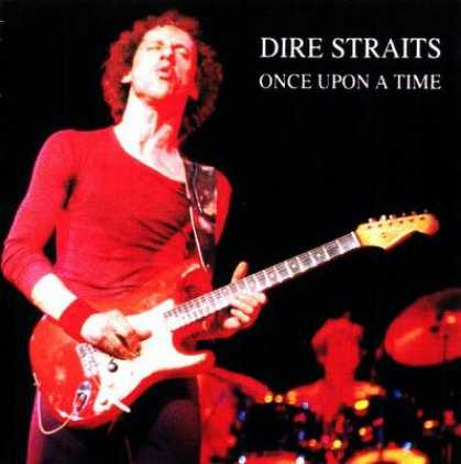 Dire Straits - Dire Straits - Once Upon A Time Brussels 1981