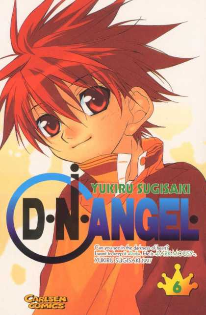 D.N. Angel 6 - Yukiru Sugisaki - Boy - Carlsen Comics - Crown