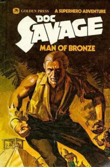 Doc Savage Books - Doc Savage: Death In Silver - Kenneth Robeson