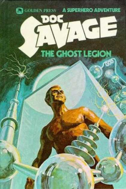Doc Savage Books - Doc Savage:the Ghost Legion, Volume 3 - Kenneth Robeson