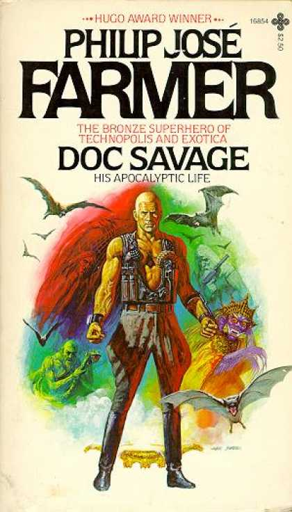 Doc Savage Books 158