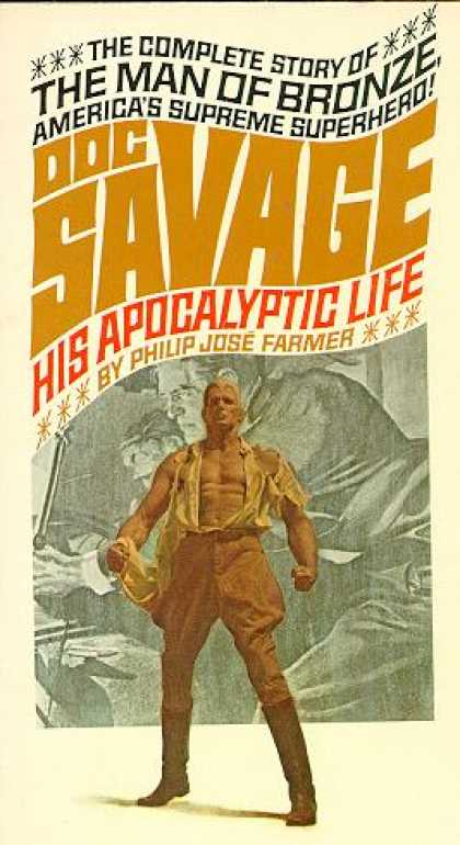 Doc Savage Books 159