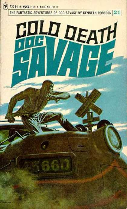 Doc Savage Books 21