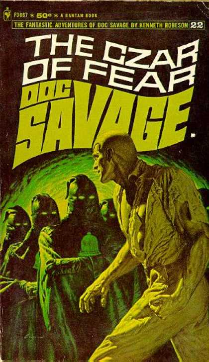 Doc Savage Books 22