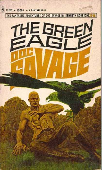 Doc Savage Books - The Green Eagle - Kenneth Robeson