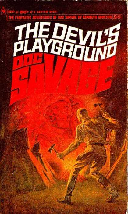 Doc Savage Books - The Devil's Playground - Kenneth Robeson