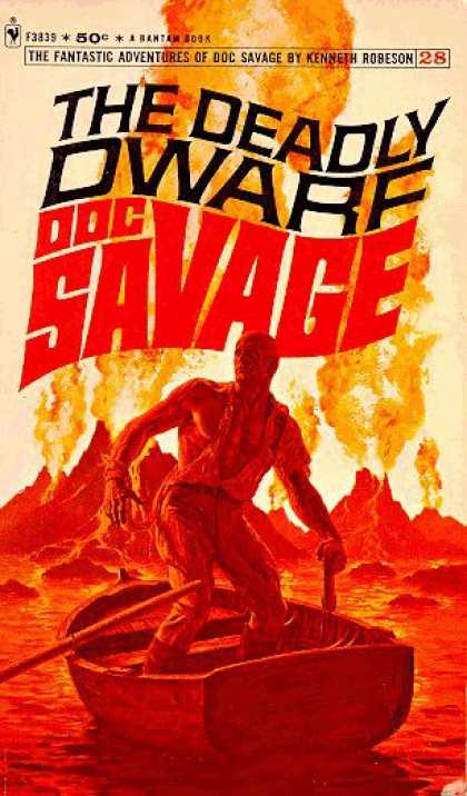 Doc Savage Books 28