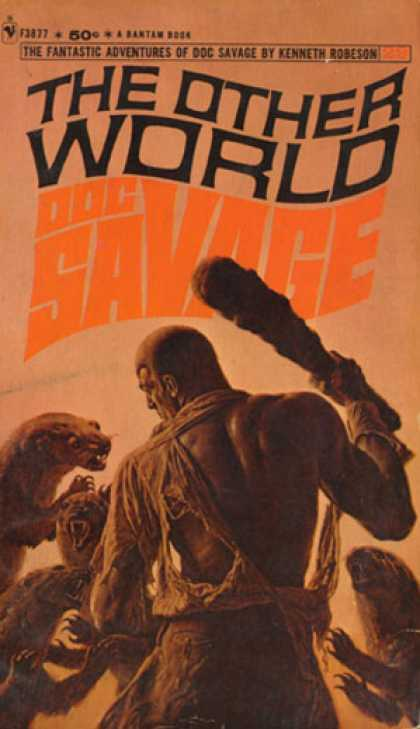 Doc Savage Books - Doc Savage the Other World - Kenneth Robeson