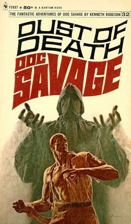 Doc Savage Books 32