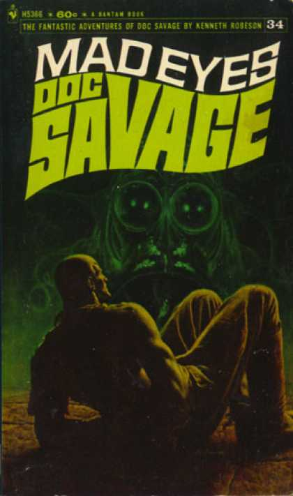 Doc Savage Books 34