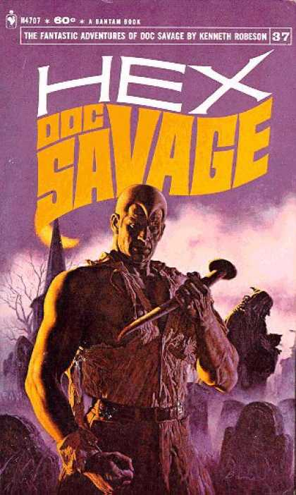 Doc Savage Books - Doc Savage # 37: Hex