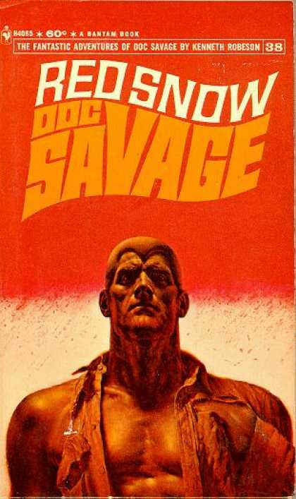 Doc Savage Books - Red Snow: A Doc Savage Adventure - Kenneth Robeson