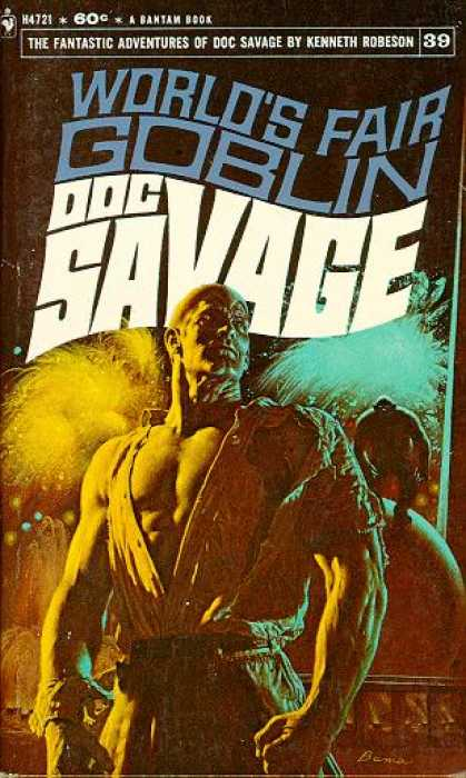 Doc Savage Books 39