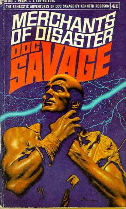 Doc Savage Books 41