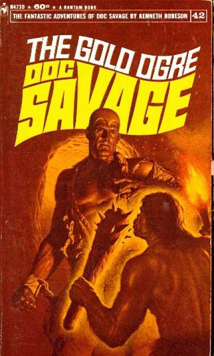 Doc Savage Books - Doc Savage #42: The Gold Ogre