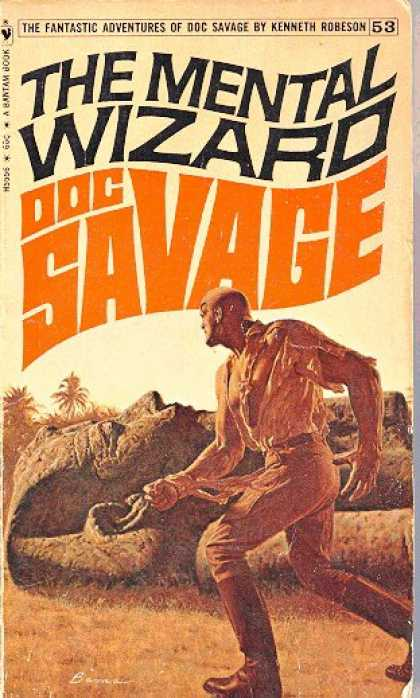 Doc Savage Books 53