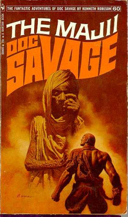 Doc Savage Books - Doc Savage #60: the Majii - Kenneth Robeson