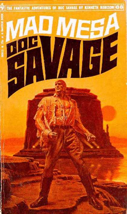 Doc Savage Books - Doc Savage: Mad Mesa - Kenneth Robeson