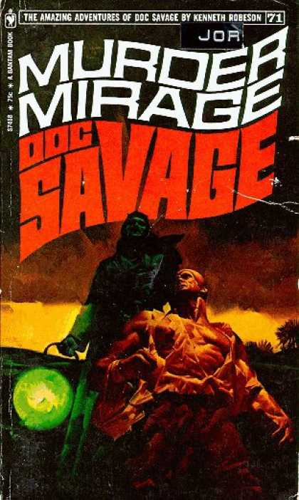 Doc Savage Books 71