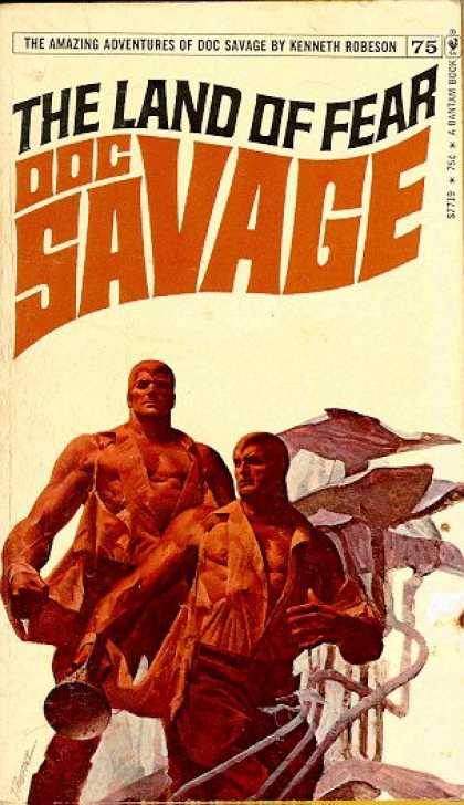 Doc Savage Books 75