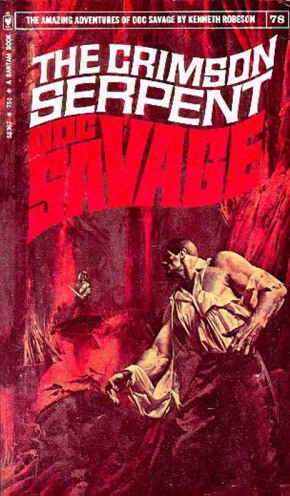 Doc Savage Books - Crimson Serpent Savage 78 - Kenneth Robeson