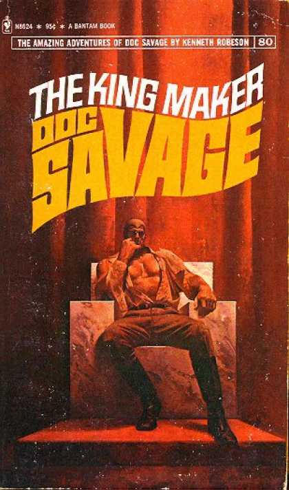 Doc Savage Books 80