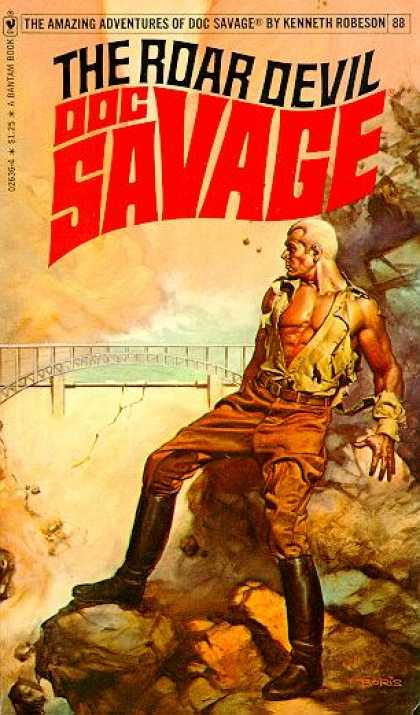 Doc Savage Books 88