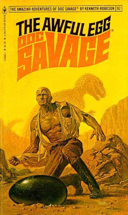 Doc Savage Books 92