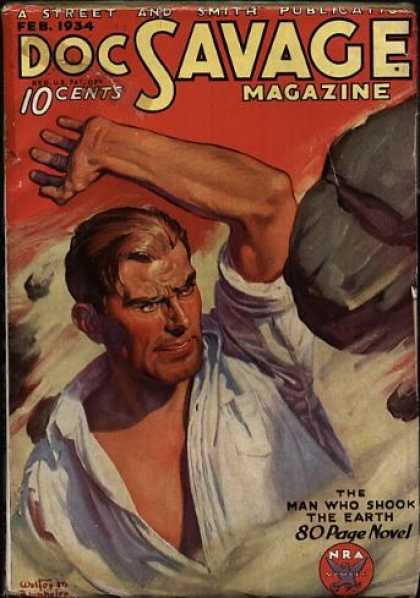 Doc Savage 11 - Adam Kubert