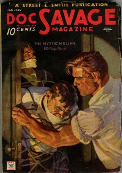 Doc Savage 16