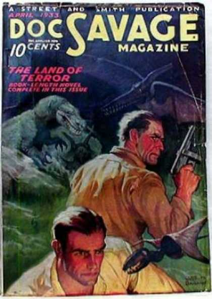 Doc Savage 2 - Adam Kubert, Andy Kubert