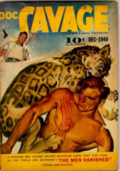 Doc Savage 26