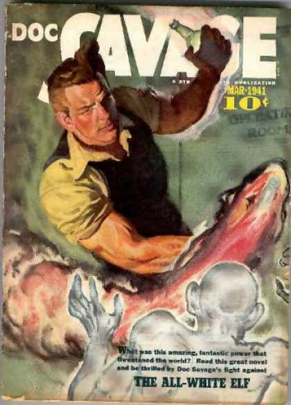 Doc Savage 27