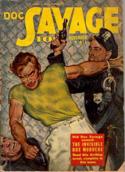 Doc Savage 29