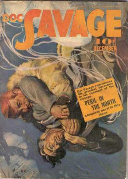 Doc Savage 30
