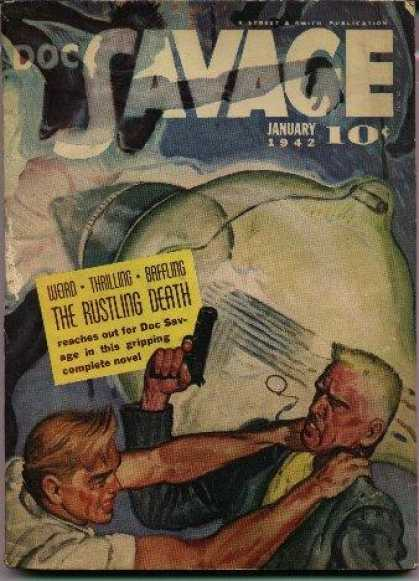 Doc Savage 31