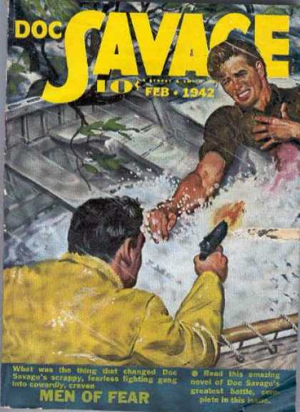 Doc Savage 32