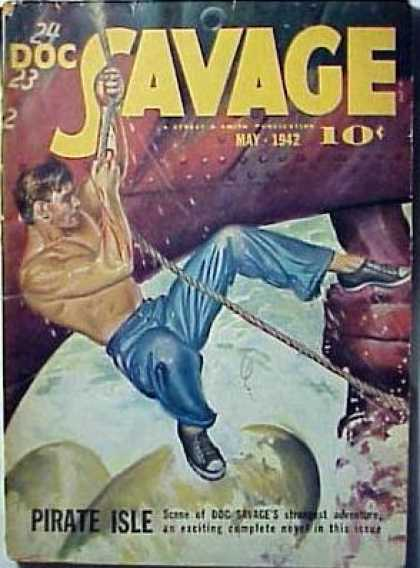 Doc Savage 33